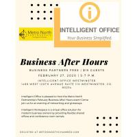 Business After Hours at Intelligent Office