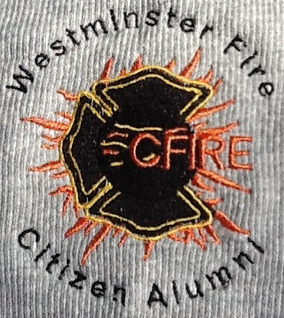 Westminster Citizen Fire Academy Alumni Logo
