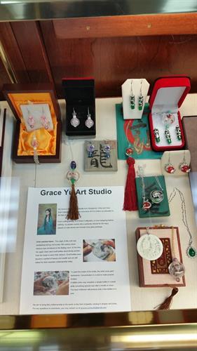Grace Yu Art Studio Chinese art  jewealy