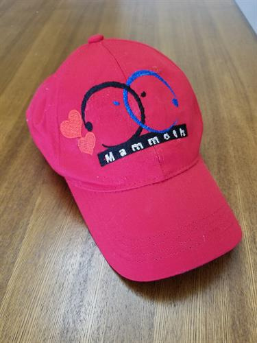 Mammoth Construction embroidery hat
