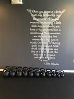 Kettlebells and John Wooden Quote