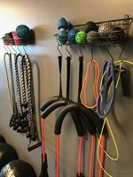 Mobility tools and resistance bands