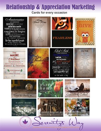 Relationship & Appreciation Marketing - Cards for Every Occasion