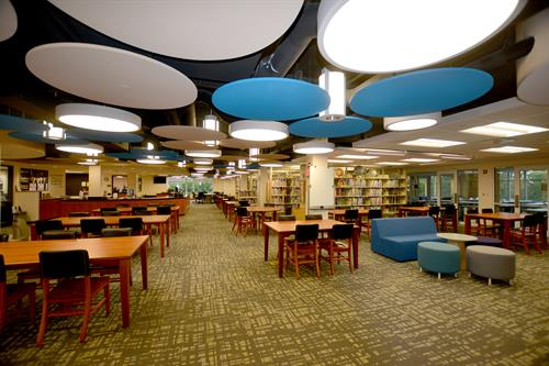 Wayne State College Conn Library