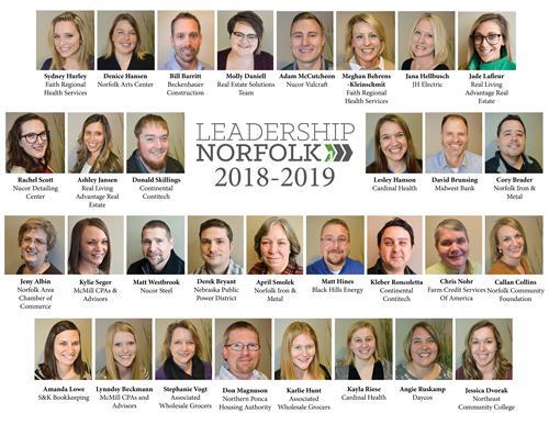 Leadership Norfolk 2019