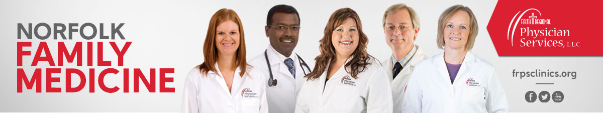 Faith Regional Physician Services Norfolk Family Medicine