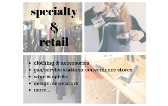 Specialty & Retail Services
