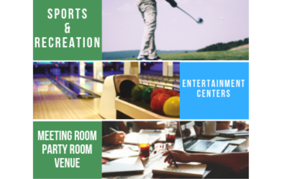 Sports/Recreational & Entertainment Services