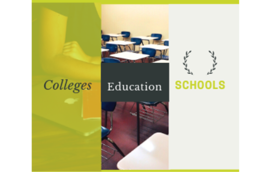 Schools, Colleges, Educational Services
