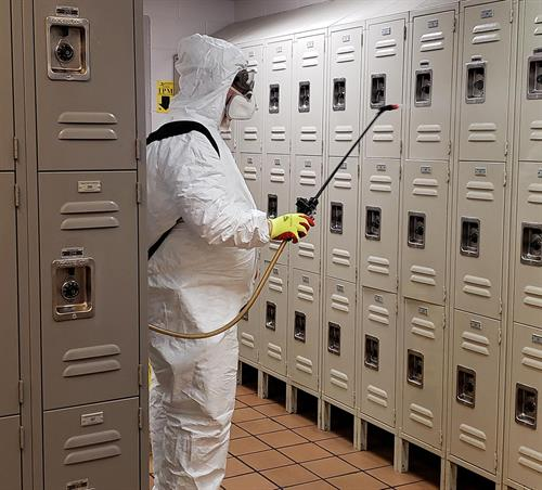 Hoffman's Exterminating can disinfect your work areas and has virus protection available for your home, work & automobile!