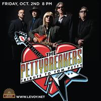 The PettyBreakers- Tribute to Tom Petty **NEW DATE** OCT. 2, 2020