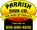 PARRISH SIGN COMPANY, INC.