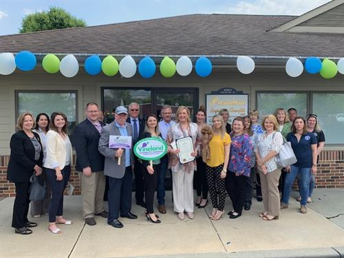 Our Ribbon Cutting - 5/16/2019