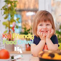 Kid Friendly Food Drive 2019