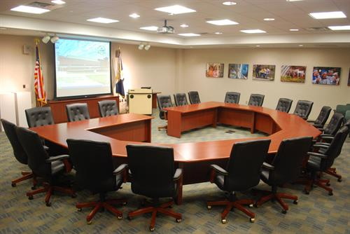 Executive Board Room - great strategic space