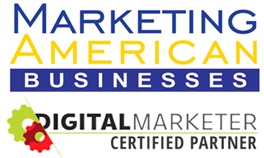 Marketing American Businesses Logo