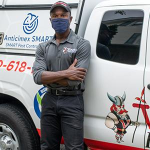 Viking Pest Control Technician