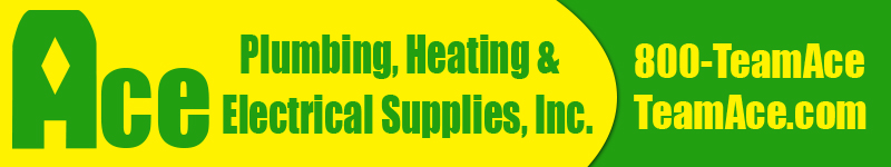 ACE PLUMBING, HEATING &  ELECTRICAL SUPPLIES INC.