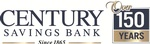 CENTURY SAVINGS BANK