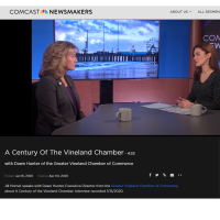 GVCC on Comcast Newsmakers!