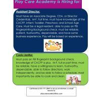 Play Care Academy