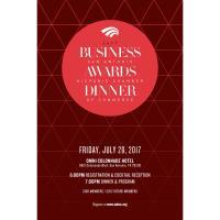 2017 Business Awards Dinner