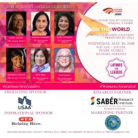 "9th Annual ""Making a Mark on the World"" Women's Awards Luncheon"