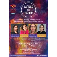 Latinas Are Leaders Luncheon