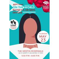 """The 10th Annual """"Making a Mark on the World"""" Women's Awards Dinner"""