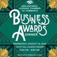 2019 Business Awards Dinner
