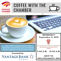 September Coffee with the Chamber