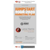 "Lunch & Learn: ""Jumpstart Your 2020 Marketing Plan!"" presented by Robot Creative"