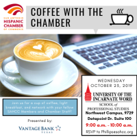 October Coffee with the Chamber