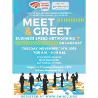 November Meet & Greet Business Speed-Networking Event