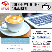 November Coffee with the Chamber