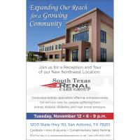 South Texas Renal Care Group Reception and Tour