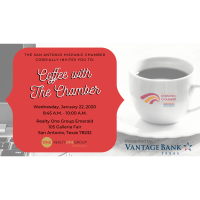 January Coffee with the Chamber