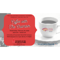 February Coffee with the Chamber