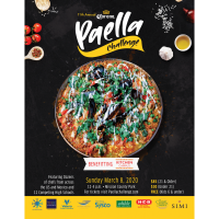 The 11th Annual Paella Challenge