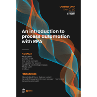 An Introduction to Process Automation with RPA - Presented by EDSA