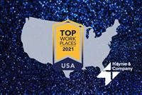 Haynie & Company Wins Top Workplaces USA 2021
