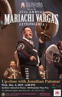 Mariachi Vargas Extravaganza - Up-close with Jonathan Palomar