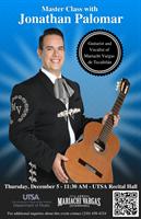 Mariachi Vargas Extravaganza - Master Class with Jonathan Palomar