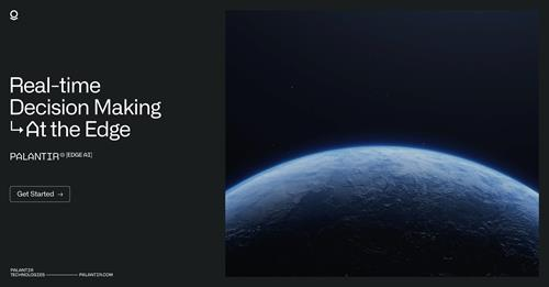 Palantir Edge AI represents a generational shift in artificial intelligence. From detecting on-land risks from space to predictive maintenance at the edge, this is AI in action.
