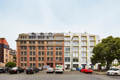 Main: East Side Lofts, Frankfurt am Main, Germany