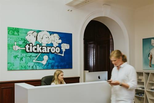 Welcome to Tickaroo HQ