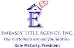 Embassy Title Agency, Inc.