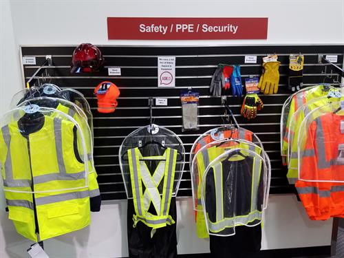 Safety Workwear - PPE