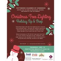 4th Annual Tree Lighting Sponsorship