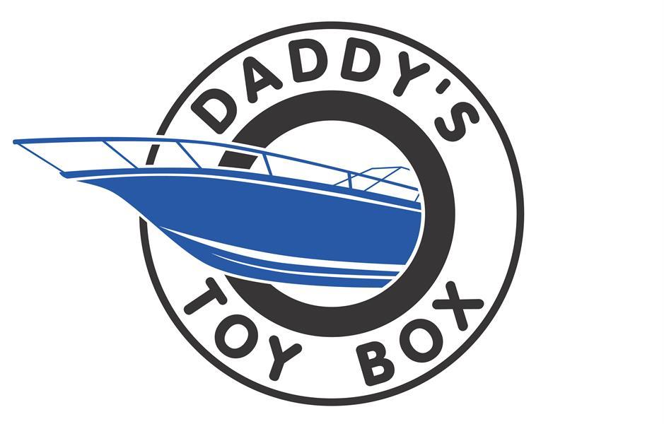 Daddy's Toy Box Boat Storage